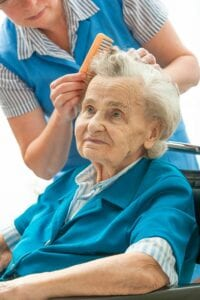 Senior Care Crestline OH - Minnie's Senior Care Beauty Day