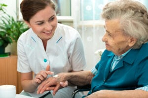 Senior Care Ashland OH - Why Hire Home Health Care When Your Mom Already Has Senior Care Services?