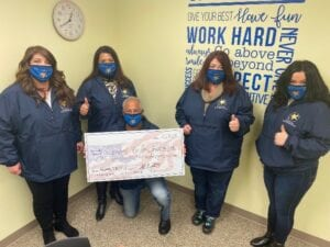 Home Care Ontario OH - CENTRAL STAR HOME HEALTH SHOWS APPRECIATION TO THEIR EMPLOYEES WITH HAZARD PAY