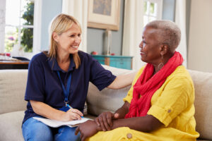 Elder Care Crestline OH - Ways to Help Your Mom When You Might Be Sick With Elder Care Aid